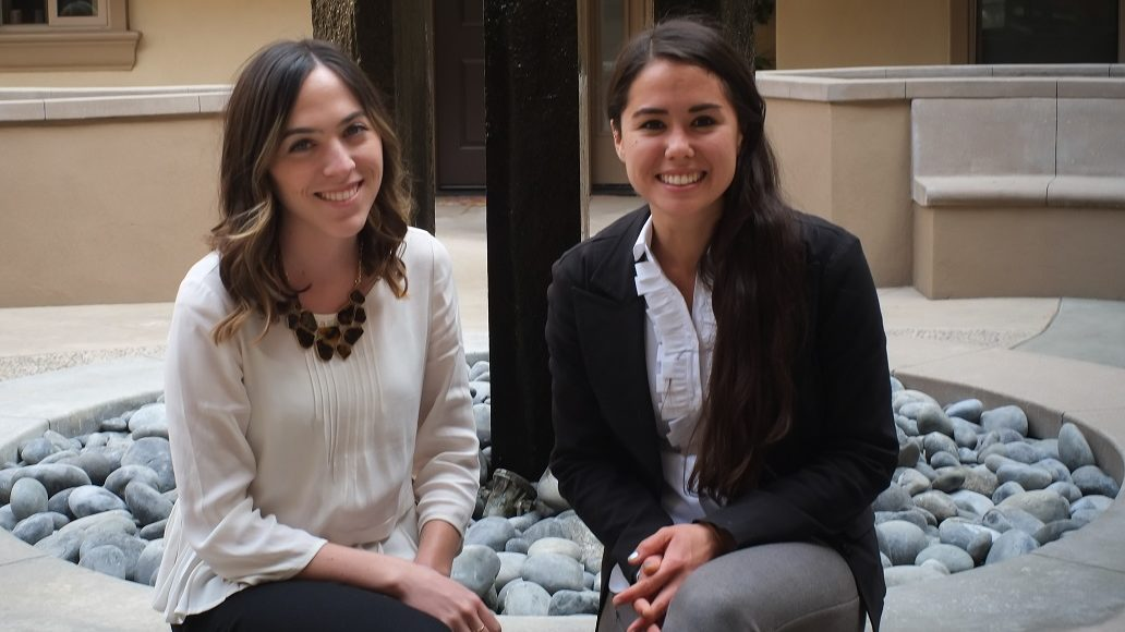 Nicole and Jenae Celebrate Their 1st Year with Bristol Associates