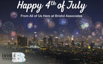 Happy 4th of July from Bristol Associates!