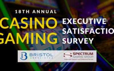 Casino Gaming Executive Satisfaction Survey 2018