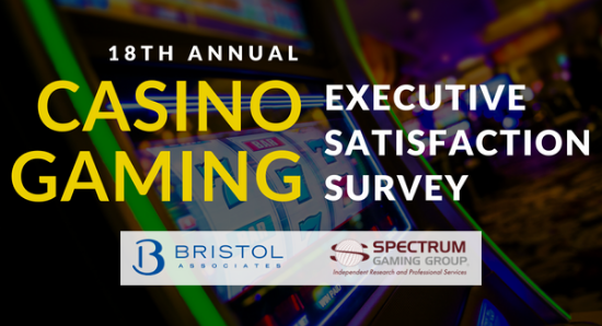 Casino Gaming Executive Satisfaction Survey 2018