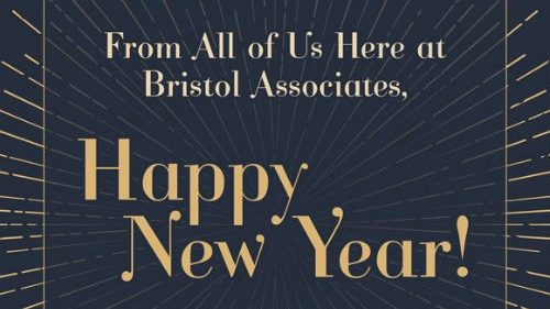 Happy New Year from Bristol Associates!
